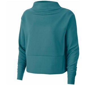 Nike DRi Fit Womens Long Sleeve Fleece Pullover XL